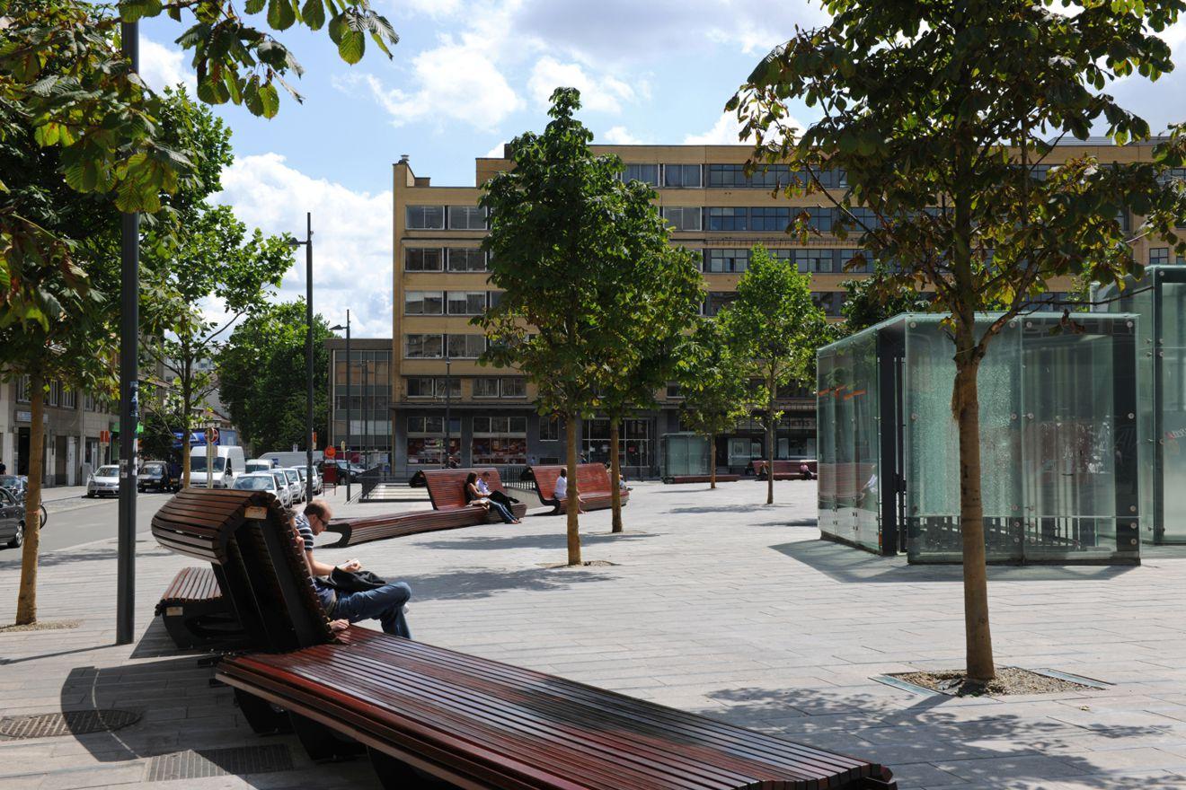 city design bank brussel